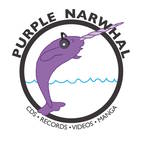Purple Narwhal Music & Manga