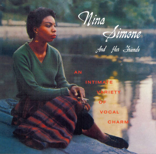Nina Simone  & Her Friends - An Intimate Variety Of Vocal Charm [RSD Essential Indie Colorway Transparent Emerald Green LP]