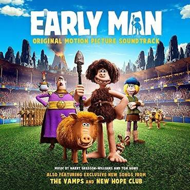 Early Man [Import Soundtrack]