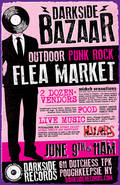 Darkside Bazaar Outdoor Flea Market this Saturday!