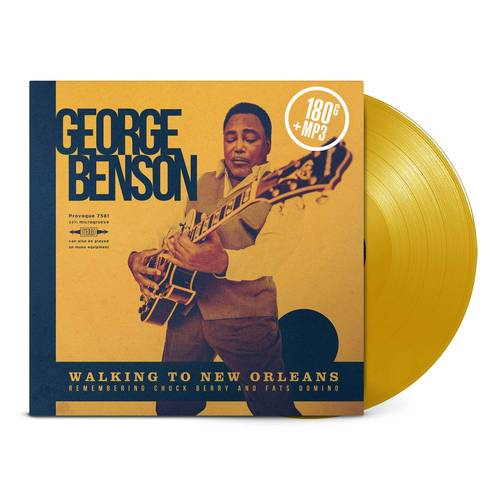 Walking To New Orleans [Limited Edition Yellow LP]