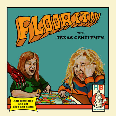Floor It!!! [2LP+Board Game]
