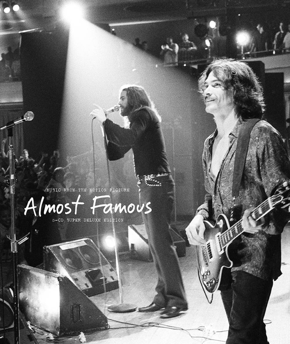 Various Artists - Almost Famous: Soundtrack [Super Deluxe 5CD]