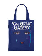 Out Of Print Tees - GREAT GATSBY TOTE