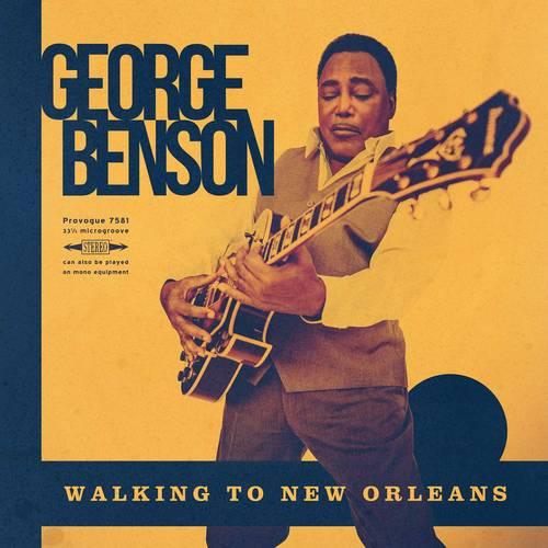 Walking To New Orleans [LP]