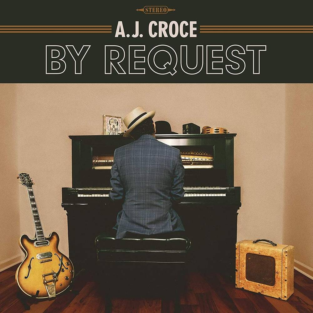 A.J. Croce - By Request