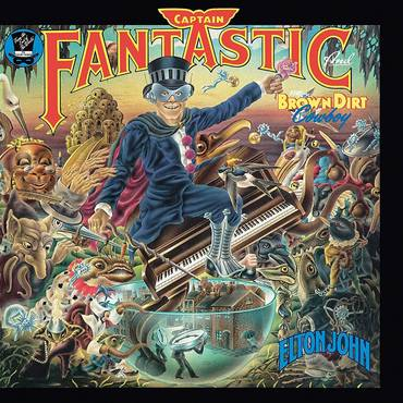 Captain Fantastic And The Brown Dirt Cowboy [LP]