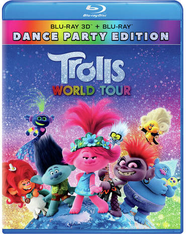 Trolls: World Tour [3D Dance Party Edition]