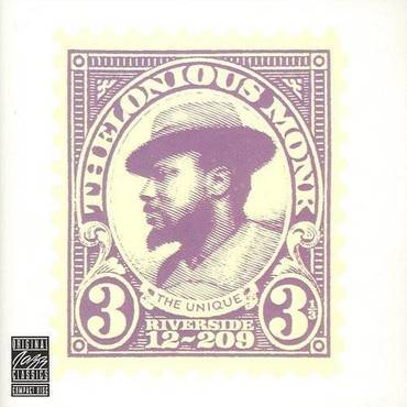 Unique Thelonious Monk (W/Book) (Rmst) (Spa)