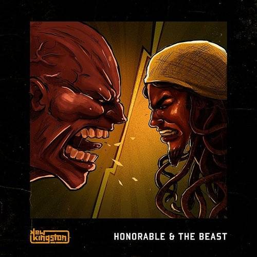 Honorable & The Beast - Single