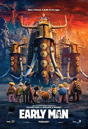 Early Man [Movie]