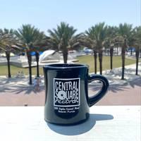 CSR Merch - BLACK COFFEE MUG
