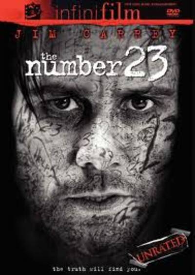 Jim Carrey - Number 23