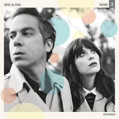 She & Him - Volume 3 [Vinyl]
