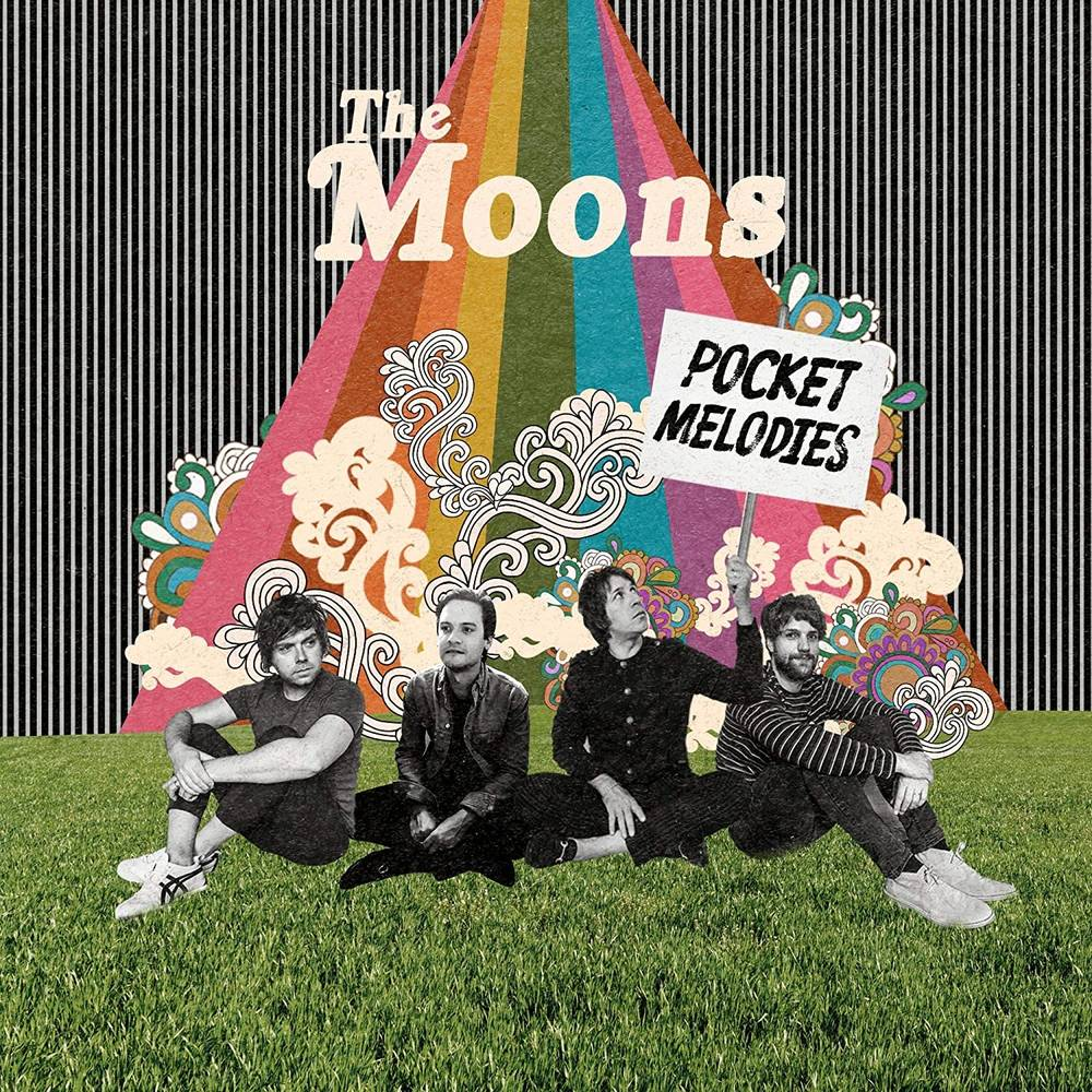 The Moons - Pocket Melodies