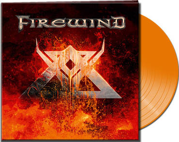 Firewind [Limited Edition Orange LP]