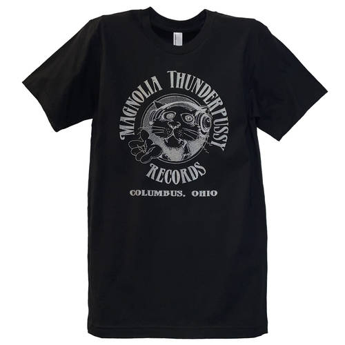 Magnolia Thunderpussy - Black Short Sleeve (XS)