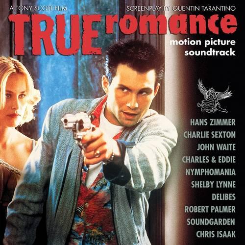 Various Artists - True Romance--Motion Picture Soundtrack [Blue with Magenta Splatter Alabama Worley LP]