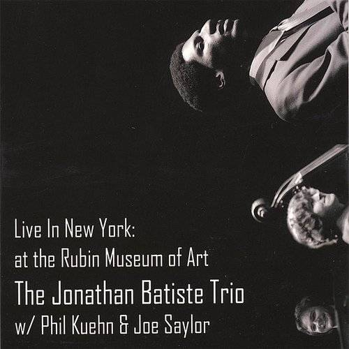Live In New York: At The Rubin