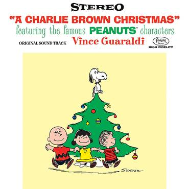 A Charlie Brown Christmas: 70th Anniversary Edition [LP]