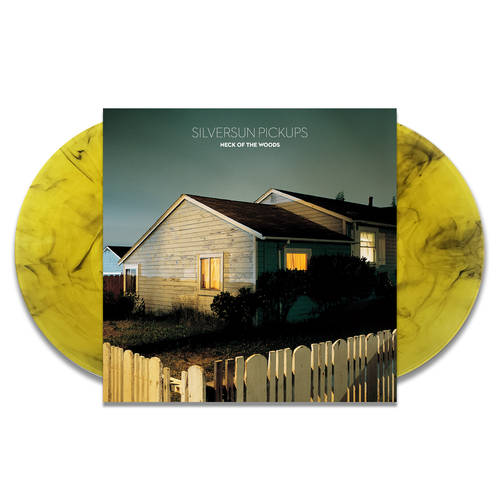 Neck of The Woods [Limited Edition Yellow Marble 2LP]