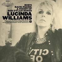 Lucinda Williams - Lu's Jukebox Vol. 3: Bob's Back Pages: A Night of Bob Dylan Songs [LP]