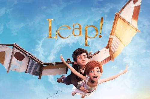 Leap! [movie]