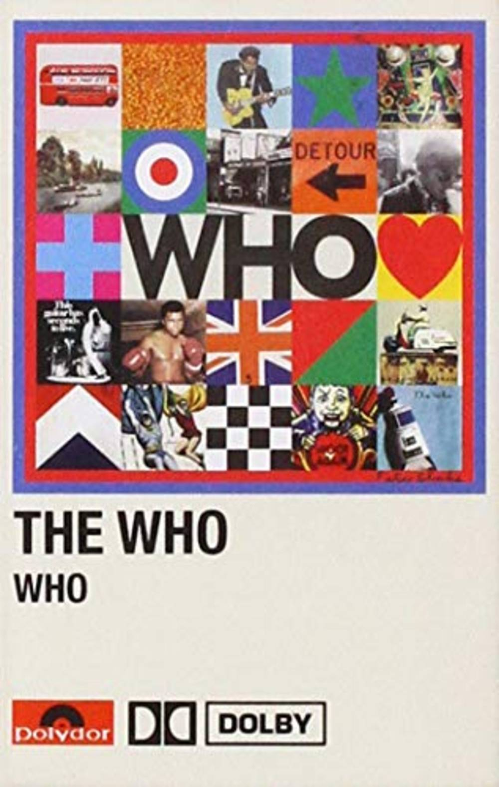 The Who - WHO [Indie Exclusive Limited Edition Cassette]