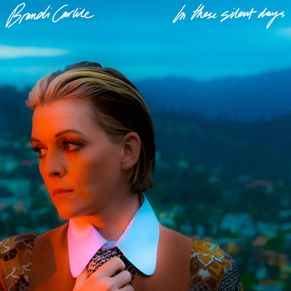 Brandi Carlile - In These Silent Days [Indie Exclusive Limited Edition Gold LP]