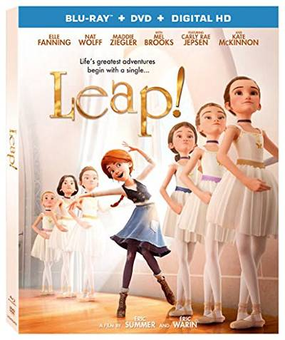 Leap! [movie] - Leap!