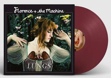 Lungs [Red LP]