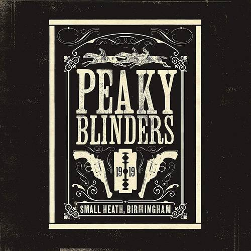 Peaky Blinders Original Music From The TV Series [3 LP]