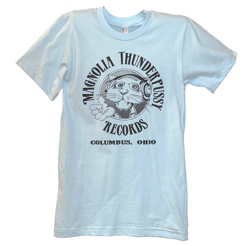 Magnolia Thunderpussy - Light Blue Short Sleeve (XS)