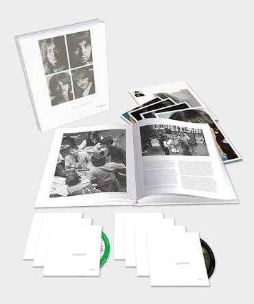 The Beatles (The White Album): Anniversary Edition [Super Deluxe 6CD/BD Audio]