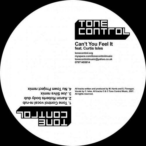 Can't You Feel It (5-Track Maxi-Single)