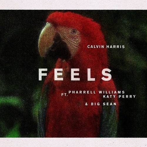 Calvin Harris Feels Single Electric Fetus