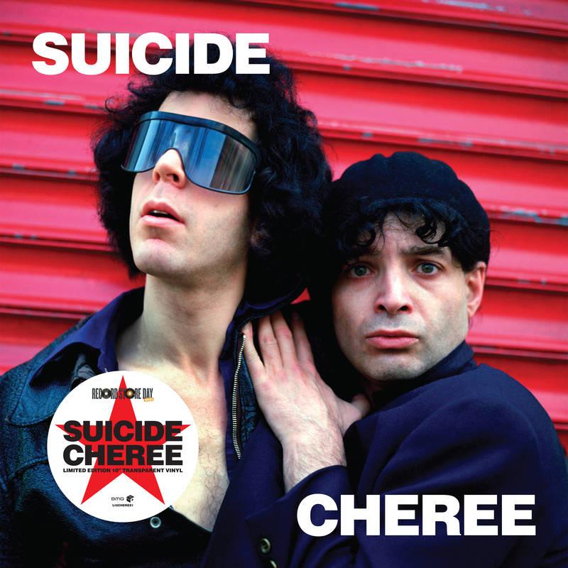 """RSD 2021, ristampato il singolo """"Cheree"""" dei Suicide 2 - fanzine"""