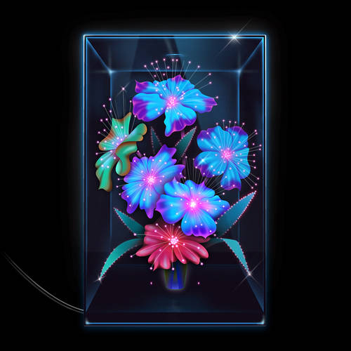 Xenia Rubinos - Una Rosa [Indie Exclusive Limited Edition Summer Sky Wave LP]