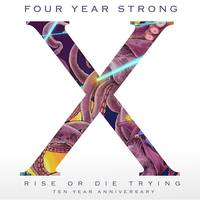 Four Year Strong - Rise Or Die Trying: 10 Year Anniversary Edition [Limited Edition Pink LP]