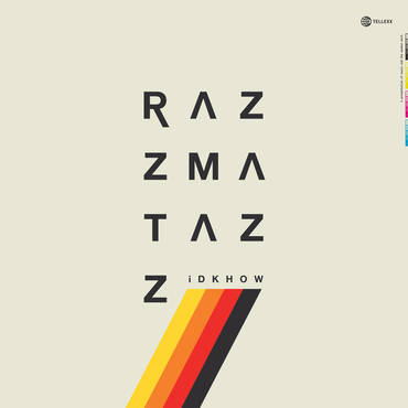 RAZZMATAZZ [Bone White LP]