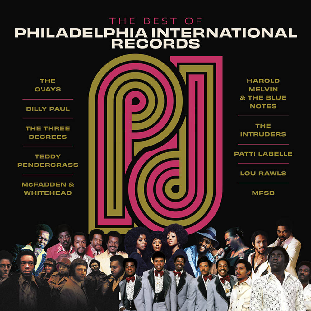 Various Artists - The Best Of Philadelphia International Records [LP]