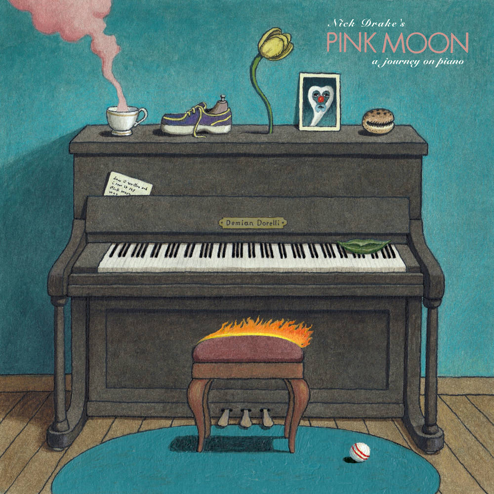 Demian Dorelli - Nick Drake's Pink Moon, a Journey on Piano [LP]