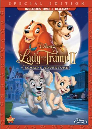 Lady and The Tramp 2: Scamp's Adventure [Special Edition]