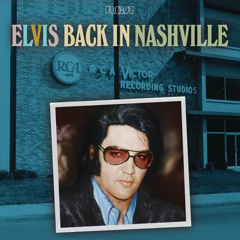 Elvis Presley - Back In Nashville [4CD Box Set]