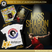 Miss Sharon Jones Prize Package!