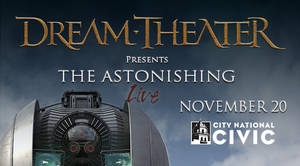 Enter to win Dream Theater tickets!