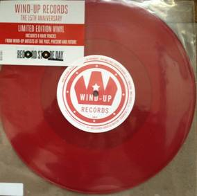 Wind-Up Records - The 15th Anniversary