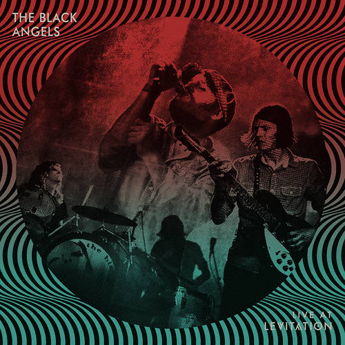 The Black Angels - Live At Levitation [Indie Exclusive Limited Edition Heavy Seafoam Splatter LP]