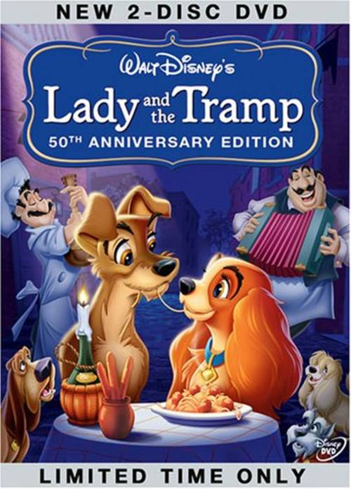 Lady and The Tramp [Special Edition, 50th Anniversary Platinum Edition]