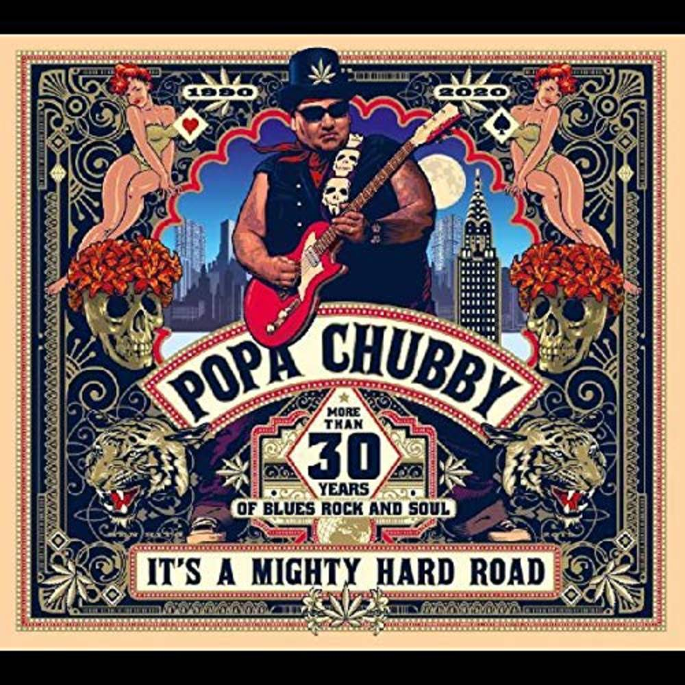 Popa Chubby - It's A Mighty Hard Road [LP]